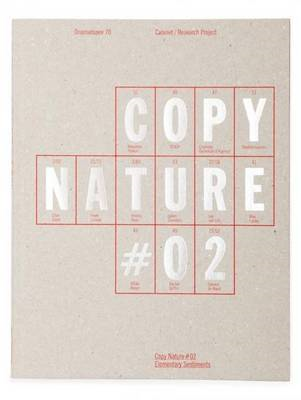 Copy Nature: Elementary Sentiments. A Cultivation of Elementary Value(s) in an Era of Financial-econ (BOK)