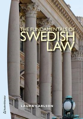 Fundamentals of Swedish Law (BOK)