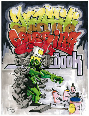 Graffiti Coloring Book (BOK)