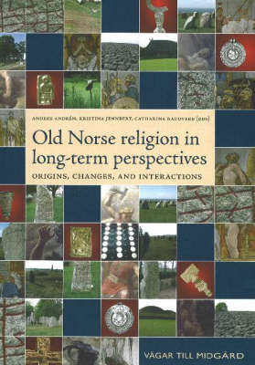 Old Norse Religion in Long-Term Perspectives (BOK)
