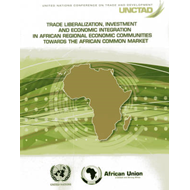 Trade Liberalization, Investment and Economic Integration in African Regional Economic Communities T (BOK)