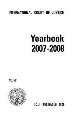 Yearbook of the International Court of Justice 2007-2008 (BOK)
