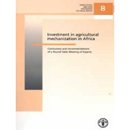 Investments in Agricultural Mechanisation in Africa (BOK)