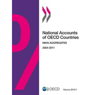 National Accounts of OECD Countries (BOK)