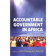 Accountable Government in Africa (BOK)