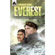 Conquering Everest: The Story of Edmund Hillary and Tenzing Norgay (BOK)