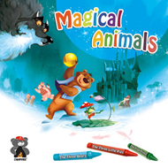 Magical Animals: The Three Bears, the Three Little Pigs & the Frog Prince (BOK)