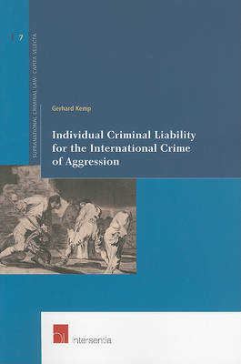Individual Criminal Liability for the International Crime of Aggression (BOK)