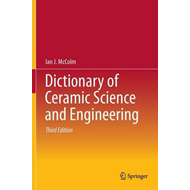 Dictionary of Ceramic Science and Engineering (BOK)