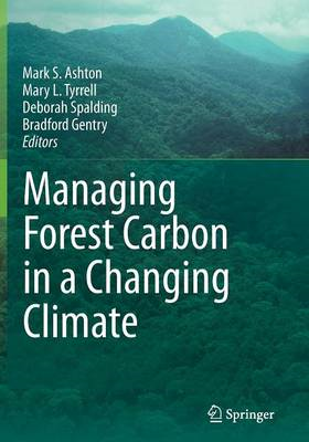 Managing Forest Carbon in a Changing Climate (BOK)