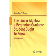The Linear Algebra a Beginning Graduate Student Ought to Know (BOK)