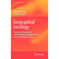 Geographical Sociology (BOK)
