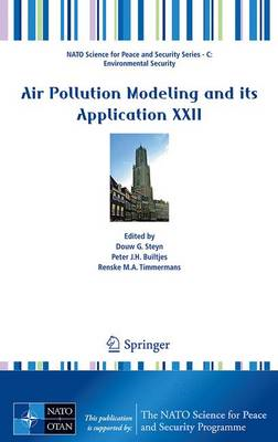 Air Pollution Modeling and Its Application: XXII (BOK)