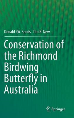 Conservation of the Richmond Birdwing Butterfly in Australia (BOK)