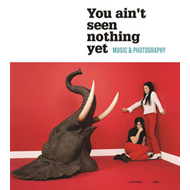 You Aint Seen Nothing Yet: Music and Photography (BOK)