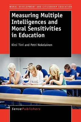 Measuring Multiple Intelligences and Moral Sensitivities in Education (BOK)