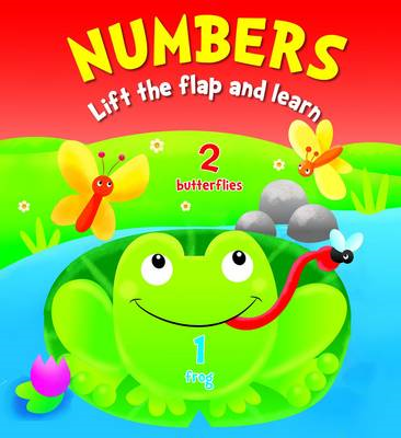 Lift the Flap and Learn: Numbers (BOK)