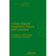 Online Dispute Resolution: Theory & Practice (BOK)
