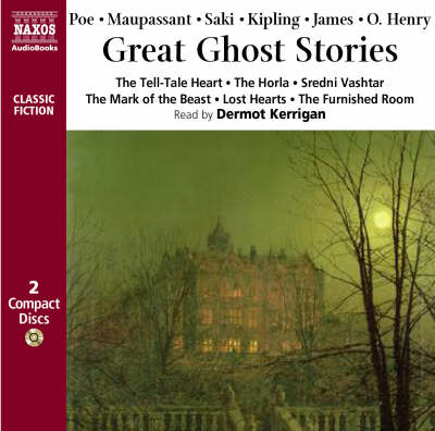 Great Ghost Stories (BOK)