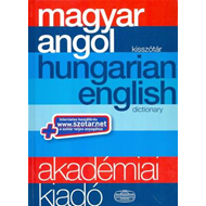Hungarian-English Dictionary (BOK)