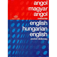Hungarian-English & English-Hungarian Pocket Dictionary (BOK)
