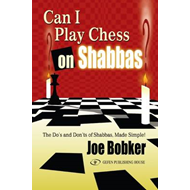 Can I Play Chess on Shabbas (BOK)