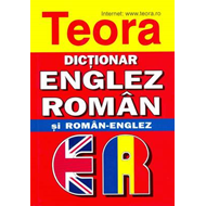 Teora English-Romanian and Romanian-English Dictionary (BOK)