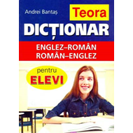 Teora English-Romanian and Romanian-English Dictionary for Students (BOK)