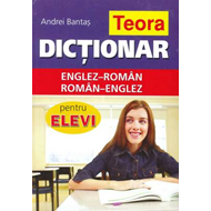 Teora English-Romanian & Romanian-English Dictionary for Stu (BOK)