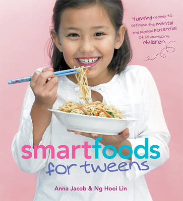 Smart Food for Tweens (BOK)