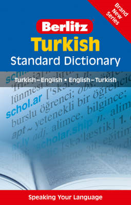 Berlitz: Turkish Standard Dictionary (BOK)