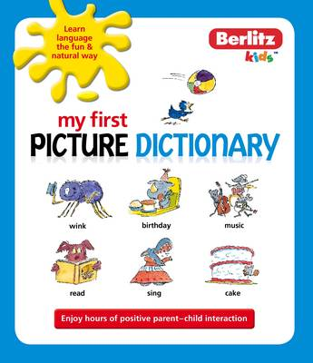 Berlitz Language: My First Picture Dictionary (BOK)