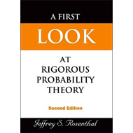 First Look At Rigorous Probability Theory, A (2nd Edition) (BOK)