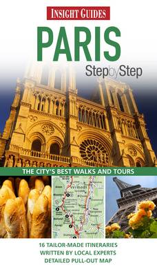 Insight Guides: Paris Step by Step (BOK)