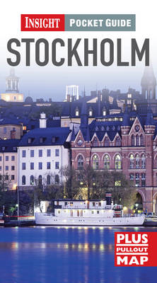 Insight Pocket Guide: Stockholm (BOK)