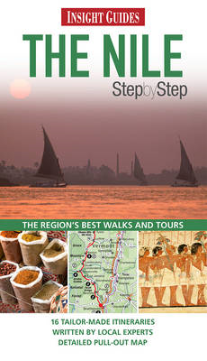 Insight Guides: The Nile Step by Step (BOK)