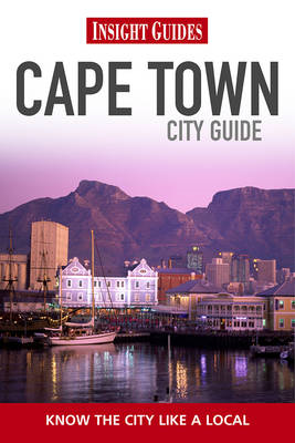 Insight Guides City Guide Cape Town (BOK)