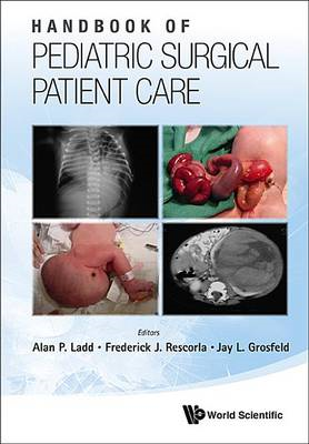 Handbook of Pediatric Surgical Patient Care (BOK)