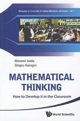 Mathematical Thinking: How to Develop it in the Classroom (BOK)