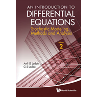 An Introduction to Differential Equations: Stochastic Modeling, Methods and Analysis (Volume 2) (BOK)