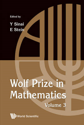 Wolf Prize in Mathematics: v. 3 (BOK)