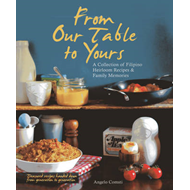From Our Table To Yours: A Collection of Filipino Family Recipes & Memories (BOK)