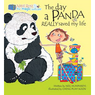 The Day a Panda Really Saved My Life (BOK)