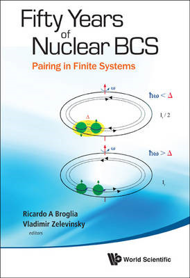 Fifty Years of Nuclear BCS: Pairing in Finite Systems (BOK)