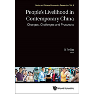 People's Livelihood In Contemporary China: Changes, Challeng (BOK)