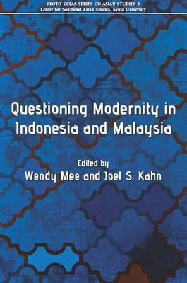 Questioning Modernity in Indonesia and Malaysia (BOK)