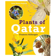 Plants of Qatar (BOK)