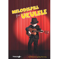 Melodispill for ukulele (BOK)
