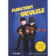 Flerstemt for ukulele - arrangementer for to ukuleler og flerstemt på en ukulele (BOK)