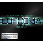 Euphoria Anthems: A Decade Of Trance (3CD)